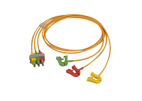 OR 3-lead with Safety Connector Lead Set