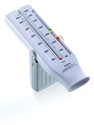 Philips PersonalBest Peak Flow - Medidor de flujo máximo HH1309/00