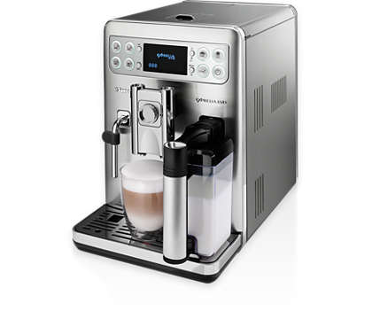 Experience the fine art of making coffee