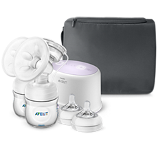SCF334/16 Philips Avent Comfort Double electric breast pump