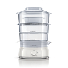 HD9125/00 Daily Collection Steamer
