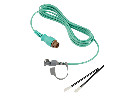 Adapt. Cbl TTIUP Fetal monitoring reusable connector cable Intrauterine pressure (IUP) catheter Intra Uterine Pressure