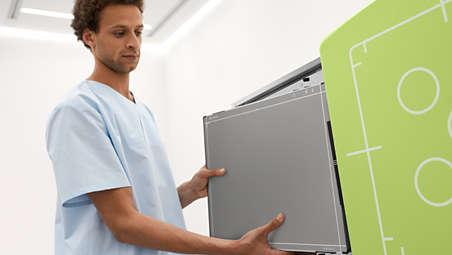 Detectors that deliver
