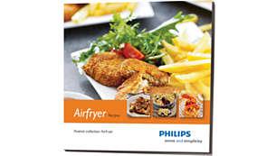 Recipe booklet full of inspiring recipes
