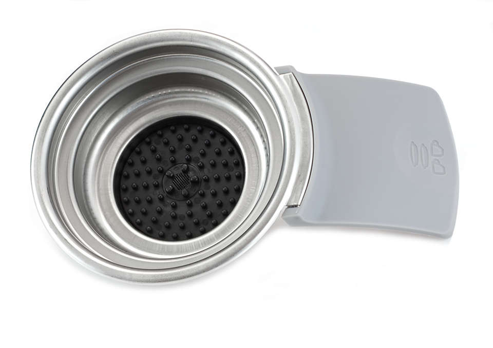 Supports one coffee pod in your SENSEO®