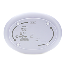 CP9896/01 Philips Avent Couvercle du compartiment batterie