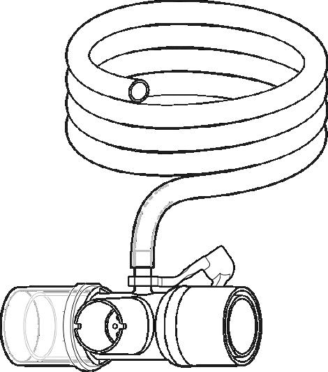 Ersatzteilset-Zubehör, Ausatemventil mit Filter Zubehör