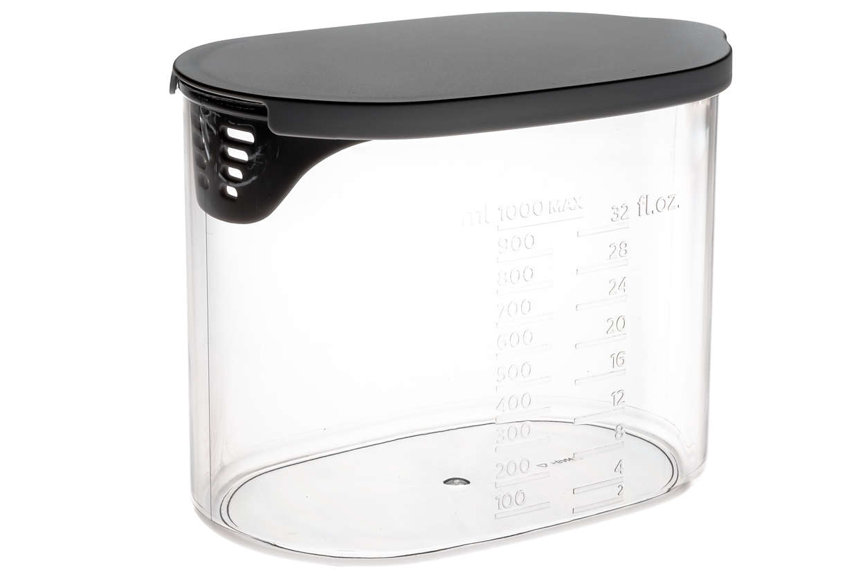 to replace your current beaker(incl. lid)