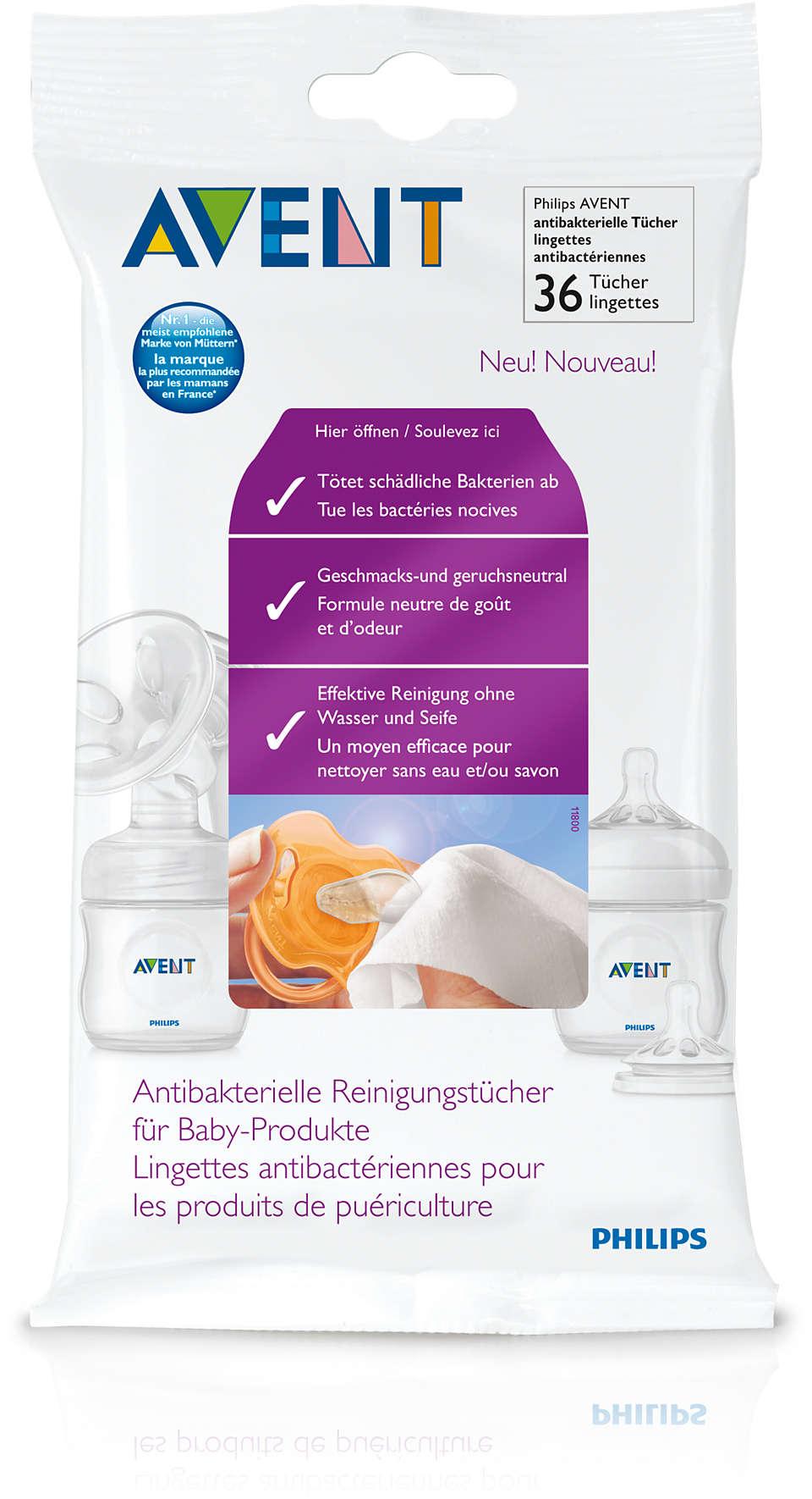 Skuteczne czyszczenie produktów dla dzieci w podróży