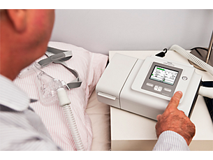 BiPAP A40 Tailored ventilation - because every patient is different
