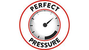 15bar pressure for full Espresso taste