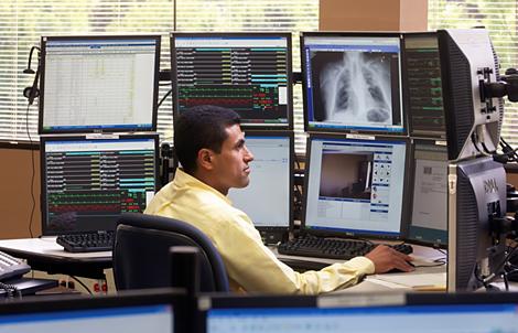 eAcute program Telehealth for the medical/surgical unit