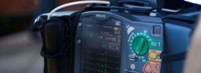 Philips - HeartStart MRx Monitor/Defibrillator for emergency