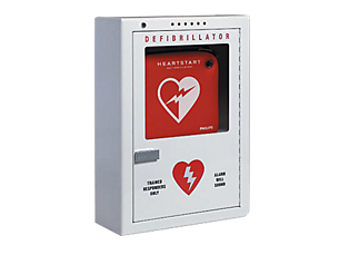 Defibrillator Cabinet (surface mount) Accessories
