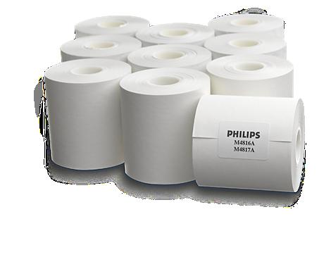 Thermopapier Rolle