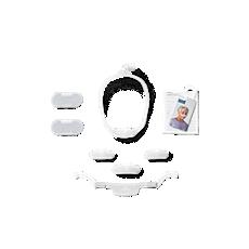 HH1152/00 DreamWear Silikonkissen – FitPack