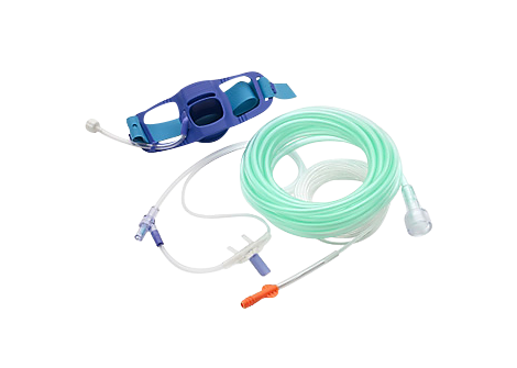 Microstream® Smart CapnoLine® Guard O2, 4m Capnography