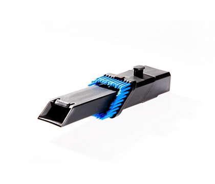 Brosse et suceur plat 2en1 pour PowerPro Duo