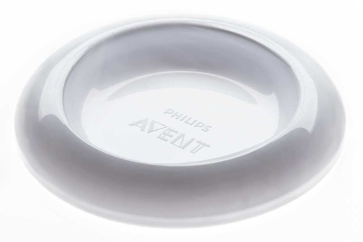 Pour fermer de manière hygiénique l'entonnoir de votre tire-lait.