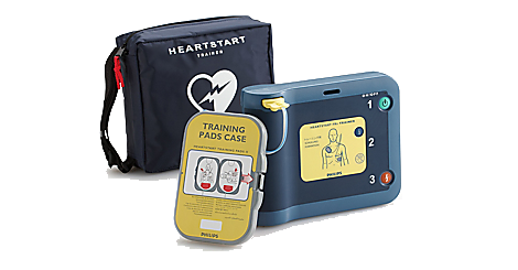 HeartStart AED use trainer