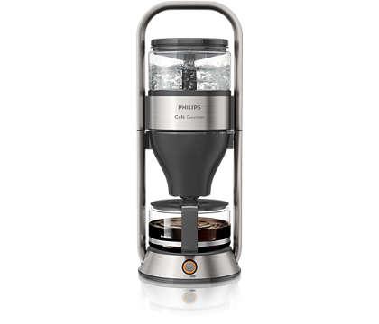 Smagen af filterkaffe siden 1988