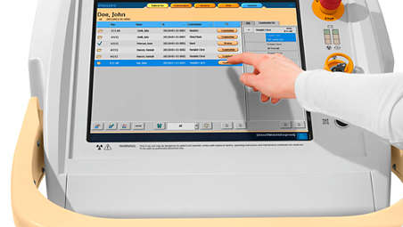 Eleva user interface to simplify workflow