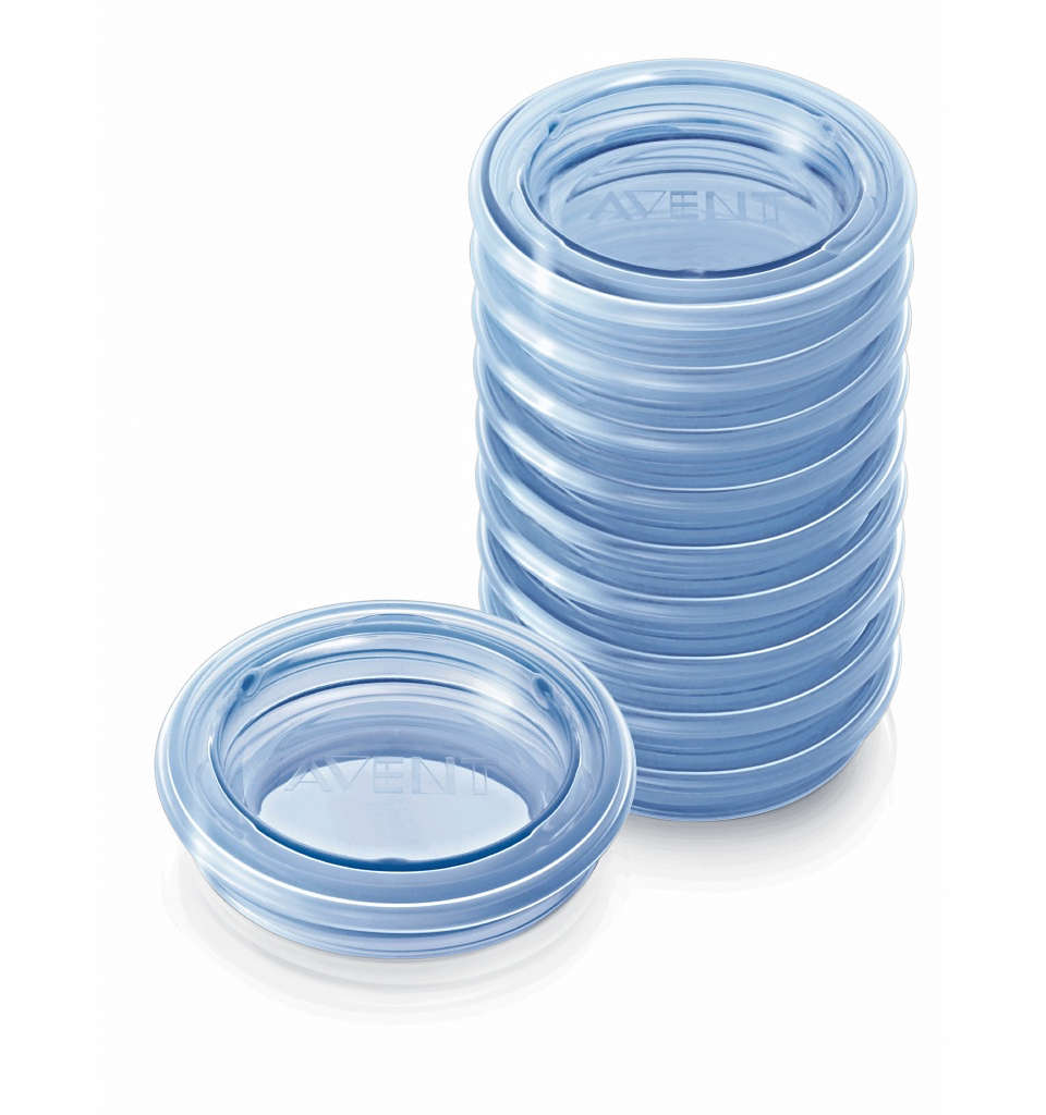 Philips Avent storage system for easy storage