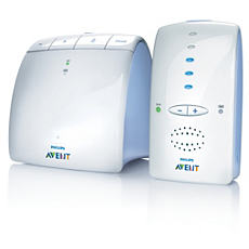 SCD510/60 Philips Avent DECT baby monitor