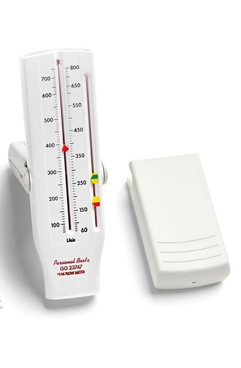 Personal Best Universal Range Peak Flow Meter