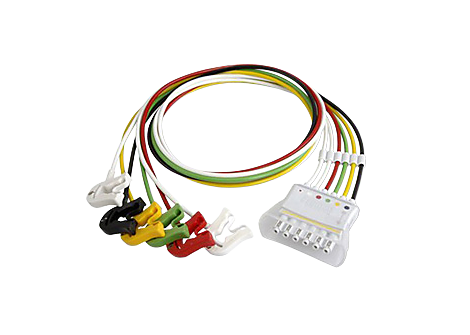 6 lead set Grabber Telemetry Lead Set