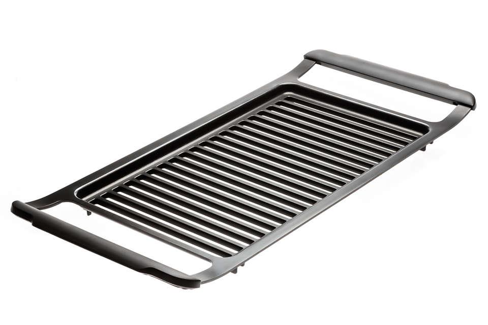 per sostituire la griglia per barbecue in uso