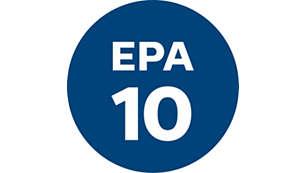 EPA10 sustav filtracije s filtrom AirSeal za zdrav zrak