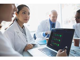 TOMTEC-ARENA Eine autonome und skalierbare Ultraschall-Arbeitsplatzlösung