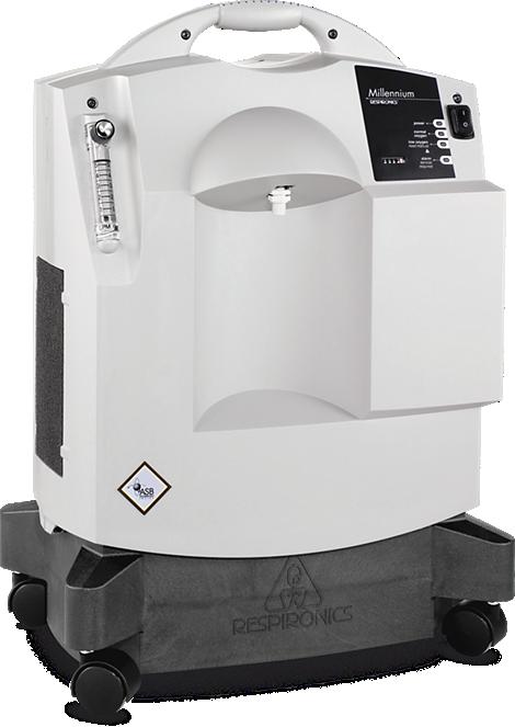 Millennium Home oxygen system