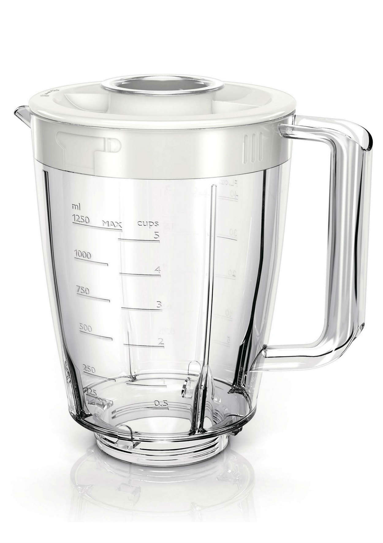 Extra jar that complements perfectly your blender