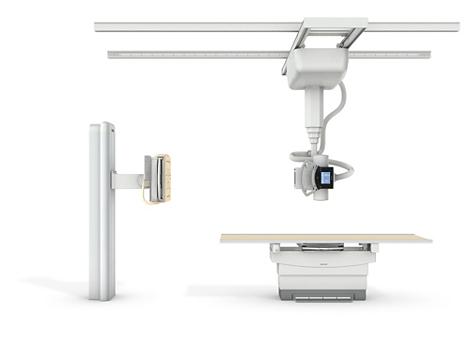 DigitalDiagnost C50 Ceiling mounted digital X-ray system