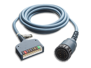 CABLE DIGITAL ECG 12 LEAD Trunk Cable