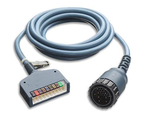 Digital ECG 12 LEAD Trunk Cable