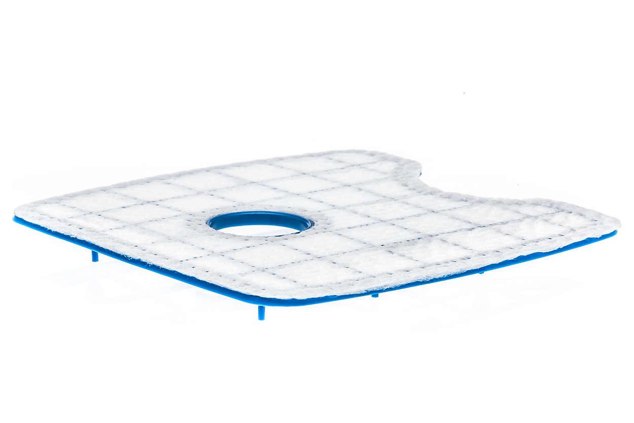Duurzaam filter voor SmartPro Active