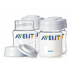 SCF640/04 Philips Avent Breast milk storage container
