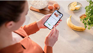 Recipes personalised to your preferences