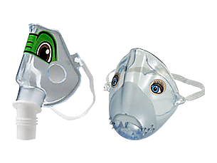 Pediatric Sidestream mask