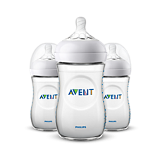 SCF033/37 Philips Avent Natural baby bottle