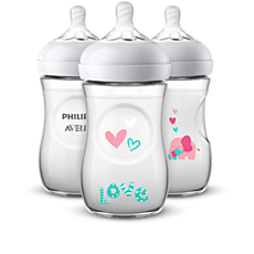 SCF669/33 Philips Avent Natural baby bottle