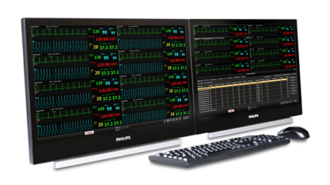 Efficia CMS200 Central monitoring system