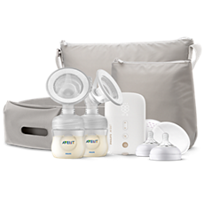 SCF394/61 Philips Avent Double Electric Breast Pump, Advanced