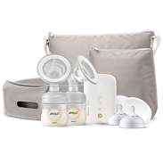 Avent Double Electric Breast Pump, Advanced