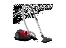 Bag vacuum cleaner