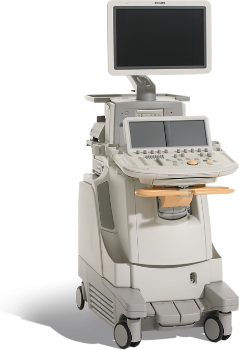 iE33 Ultrasound machine