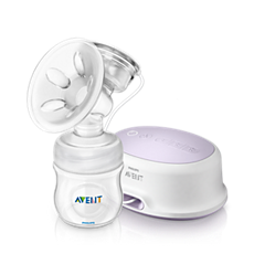 SCF332/60 Philips Avent Comfort Single electric breast pump